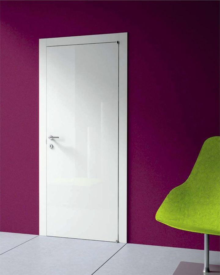 Двери софья белый глянец в интерьере фото
